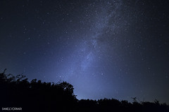 MILKY (Daniels92) Tags: sky night way stars via milky notte milkyway lattea vialattea