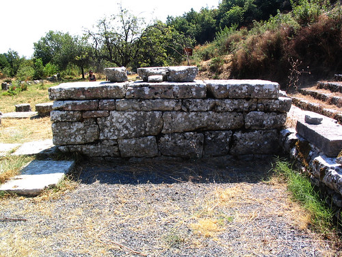 Sanctuary of Despoina at Lykosoura, Arkadia 69