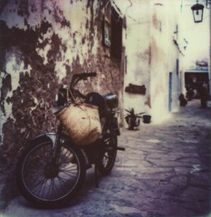 It's not the years, honeyit's the mileage. (underthewaves) Tags: explore hammamet tunisie 2014