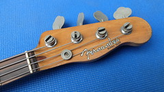 DSCF8374 (bassqc) Tags: modified 1977 madeinjapan fernandes telecasterbass burnyolds