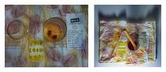 """an apple a day keeps the doctor away - An ENSO (Japanese: circle, kreis) a Day ..."" 21. October 2014: Between 2 Rehearsals - Caugh Candies ""Ricola Schweizer Kräuterbonbons"" - Billa sagt der Hausverstand beim Narrenturm zwischen Probe und Probe"