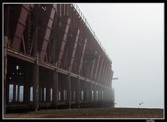 el cargadero (josmanmelilla) Tags: almeria niebla