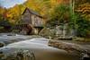 Glade Creek Grist Mill (Frank Kehren) Tags: autumn fall mill canon westvirginia 24 f11 gladecreek babcockstatepark gladecreekgristmill landisburg nd10 tse24mmf35lii leebigstopper canoneos1dx