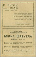 1916 Priroda VI  1 1375 T_30 Croatia  year 1916 (Morton1905) Tags: 1 priroda vi 1916 t30 1375