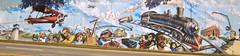 DSC_1815 (rob dunalewicz) Tags: 2014 totem chamblee georgia chamblee100 chambleecentenial streetart mural totem2 tatscru