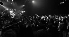Lagerstein (Brian Krijgsman) Tags: blackandwhite bw music london film metal photography concert nikon photos folk camden live grain band drinking pirate zwart wit genre electricballroom 2014 d4 iso12800 briankrijgsman lagerstein