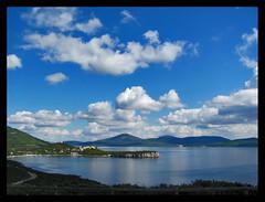 Cala calcina (summer :-)) Tags: sardegna nuvole mare torre alghero calacalcina