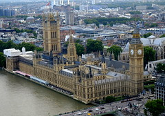 Parliament House (Jeevan vaz) Tags: uk london tower clock thames ministry parliament bigben palace westminister tories