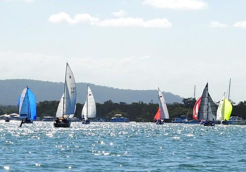 sun water river sailing afternoon yacht racing tropical