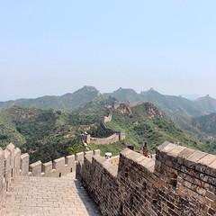 不到长城非好汉🇨🇳 (bj_chan91) Tags: china trip holiday wall amazing cool great best greatwall cina thebestisyettocome wonderlust thisislife muraglia
