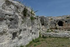 40078295 (wolfgangkaehler) Tags: italy greek italian europe european tomb unescoworldheritagesite limestone syracuse sicily tombs archeologicalpark sicilian greekruins sicilyitaly