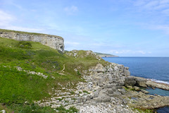 Winspit Cove, Dorset, England (east med wanderer) Tags: uk sea england walking track unesco worldheritagesite dorset footpath quarry worthmatravers jurassiccoast southwestcoastpath purbeckstone worldtrekker winspitcove