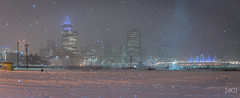 Snowy Vancouver (Daniel's Clicks) Tags: