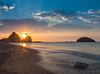 Sunset Tossa de Mar (garriga5) Tags: longexp nit sesilletes sunrise tossa