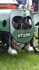 Reg: KT 2395, 1913 Morgan Standard Runabout (JAP Powered)) (bertie's world) Tags: sunbeam pioneer run epsom downs 2017 reg kt2395 1913 morgan standard runabout