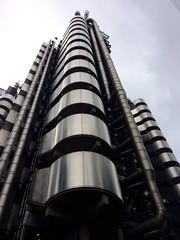 Lloyd's Building (yellow book) Tags: london cityoflondon lloydsbuilding lloydsoflondon lloyds richardrogers
