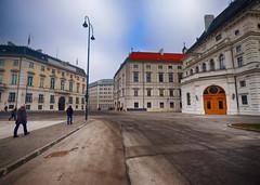 Exploring Vienna, Austria (` Toshio ') Tags: toshio vienna austria austrian palace photography travel europe european europeanunion downtown city people road architecture fujixe2 xe2