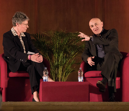 In Conversation: Dame Jocelyn Bell Burnell  and Prof Jim Al-Khalili