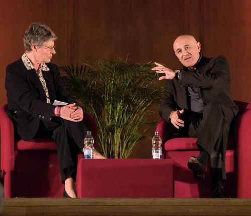 In Conversation: Dame Jocelyn Bell Burnell  and Prof Jim Al-Khalili