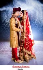 Tamanna's Wedding (Mahi Un Nobi) Tags: wedding biye bangladesh bangladeshi wed weds bride groom bridal beautiful backflash weddingphotography cinematography video spray backlight natural awesome amazing elegant lehenga saree panjabi sherwani red ambient