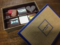 2017-03-14 07.02.24-2 (Darjeeling_Days) Tags: 中央区 東京都 日本 jp iphone6 チョコレート ホワイトデイ ジャンポールエバン