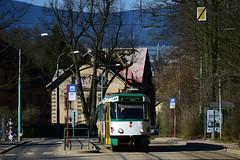 Tatra T3M.04 #67 DMPL Liberec (3x105Na) Tags: tatra t3m04 67 dmpl liberec tschechien czechy českárepublika strassenbahn strasenbahn tramwaj tram tramvaj