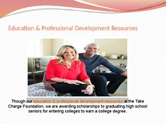 Education & Professional Development Resources (The Battier Take Charge Foundation) Tags: leadership development resources houston skills miami