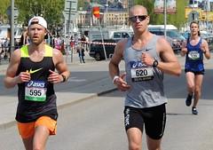 Marathon trio (bokage) Tags: sweden stockholm sport runner marathon bokage stockholmmarathon södermälarstrand