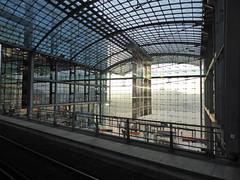 From far and wide (Cydracor) Tags: berlin hauptbahnhof bahnhof glas verkehr traffic architektur gebäude panasonic lumix tz71 reichstag