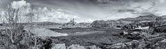 Castle Moil (isle of Skye) (ianmiddleton1) Tags: isleofskye castlemoist panorama hss sliderssunday hdr
