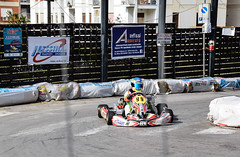 Number 99, Cefalu, Sicily (meg21210) Tags: stockcar race cefalu sicily italy streetscene street 99