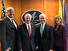 03-20-17 Governor Bentley Health Care Meeting in Washington, DC