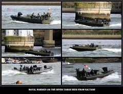 On the Tamar (PAUL YORKE-DUNNE) Tags: royalmarines boats rivertamar saltash