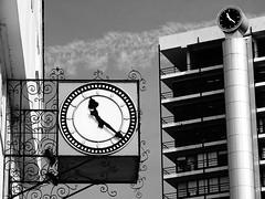 (Balticson) Tags: clocks time oldnew bristol clocksinbristol clocksoldnew