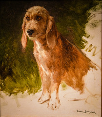 Rosa Bonheur - Study of a Dog, 1860 at Princeton Art Museum Princeton NJ (mbell1975) Tags: french princeton newjersey unitedstates us rosa bonheur study dog 1860 art museum nj museo musée musee muzeum museu musum müze finearts fine arts gallery gallerie beauxarts beaux galleria new jersey painting pet