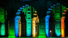 IMG_25020 (Manveer Jarosz) Tags: bharat delhi hindustan india ncr redfort architecture light night show