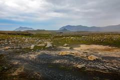 Deserted landscape on the Fimvörðuháls trail, Iceland (thorrisig) Tags: 17082012 fimmvörðuháls víðerni víðátta iceland ísland island icelandicnature íslensknáttúra landscape landslag southiceland southoficeland thorrisig thorfinnursigurgeirsson þorrisig thorri thorfinnur þorfinnur þorri þorfinnursigurgeirsson vastness wilderness outdoors suðurland