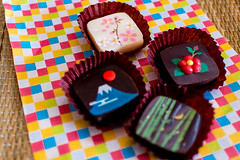 DSC_7407 (sayo-tsu) Tags: チョコレート ふるや古賀音庵 バレンタイン chocolate sweets japan