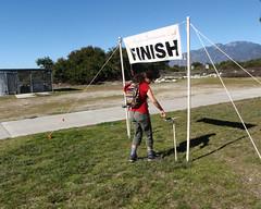 009 Crossing The Line (saschmitz_earthlink_net) Tags: 2017 california orienteering irwindale losangelescounty santafedam santafedamrecreationarea laoc losangelesorienteeringclub