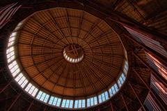 B&ORailroad_RoundhouseRoof (Lo8i) Tags: bo borailroadmuseum baltimore hdr final railroad train roundhouse roof architecture hss