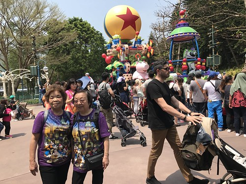 迪士尼 DisneyLand  2017 03 29