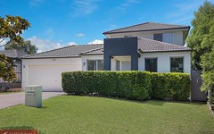 3 Kirk Place, Stanhope Gardens NSW