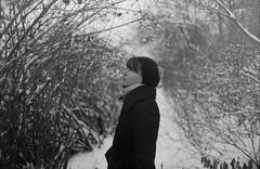 *** (s.luzin) Tags: film olympus35sp ilford zuiko girl