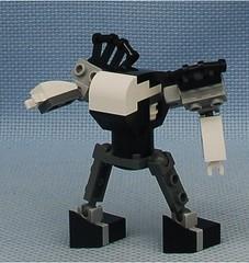 Exile frame (Mantis.King) Tags: lego legogaming legomecha moc mobileframezero mechaton mfz mf0 microscale mecha mech scifi futuristic wargames