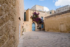 Calle en Mdina (Malta)