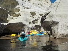 hidden-canyon-kayak-lake-powell-page-arizona-southwest-DSCN9687 (Lake Powell Hidden Canyon Kayak) Tags: kayaking arizona southwest kayakinglakepowell lakepowellkayak paddling hiddencanyonkayak hiddencanyon slotcanyon kayak lakepowell glencanyon page utah glencanyonnationalrecreationarea watersport guidedtour kayakingtour seakayakingtour seakayakinglakepowell arizonahiking arizonakayaking utahhiking utahkayaking recreationarea nationalmonument coloradoriver halfdaytrip lonerockcanyon craiglittle nickmessing lakepowellkayaktours boattourlakepowell campingonlakepowellcanyonkayakaz antelopecanyon adamstraub