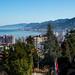 Rize, na Turquia e o Mar Negro