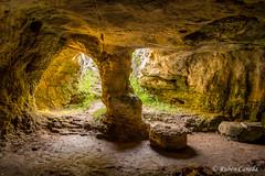 Cueva de S'Oli (Rubenuco) Tags: cueva postalayótico menorca españa ngc almazara torredengalmes