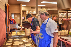 IMAGES Cullman Kiwanis Club Pancake Day 2017 (cullmantoday) Tags: cullman county alabama high school cafeteria pancake day breakfast auction bake sale mike people kiwanis club key