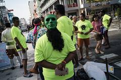 * (Sakulchai Sikitikul) Tags: street snap streetphotography songkhla sony songkran mask thailand hatyai a7s 28mm voigtlander malaysian